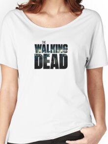 The Walking Dead Season 7 Women's Relaxed Fit T-Shirt