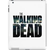 The Walking Dead Season 7 iPad Case/Skin