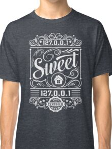 Home Sweet Home - Geek Talk Classic T-Shirt