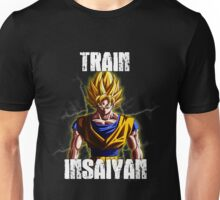 Goku Train Insaiyan - Dragonball Z Unisex T-Shirt
