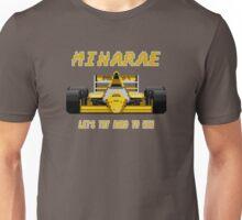 MINARAE - SUPER MONACO GP Unisex T-Shirt
