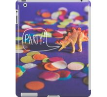 Party Animal! iPad Case/Skin