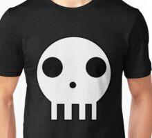 Skull Design Unisex T-Shirt