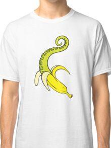 Banana Squid Aqua Classic T-Shirt
