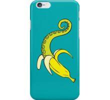 Banana Squid Aqua iPhone Case/Skin