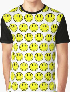 smiley's Graphic T-Shirt