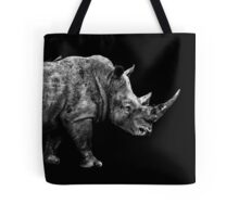 SAFARI PROFILE - RHINO BLACK EDITION Tote Bag