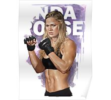 ronda rousey Poster