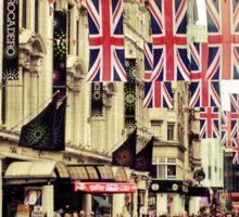 Royal Celebrations, London Sticker