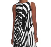 Distortion 1 A-Line Dress