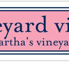 VV Logo Sticker
