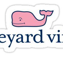 VV Whale Logo Sticker