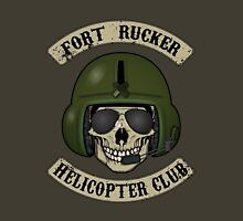 Fort Rucker Helicopter Club Unisex T-Shirt