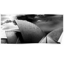 Sails 1, Sydney Opera House Poster