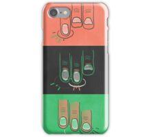 qqq - stress iPhone Case/Skin