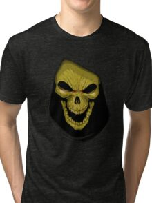 FACE OF EVIL Tri-blend T-Shirt