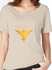 No shelter from the storm Women's Relaxed Fit T-Shirt