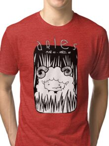 Zodiac Signs: Aries Tri-blend T-Shirt