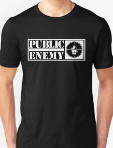 public enemy logo Unisex T-Shirt