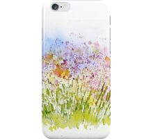 Meadow  iPhone Case/Skin