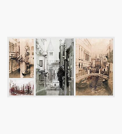 Images of Venice Photographic Print