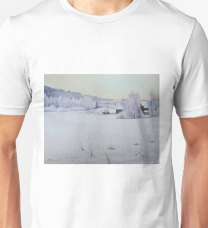 Winter Blanket Unisex T-Shirt