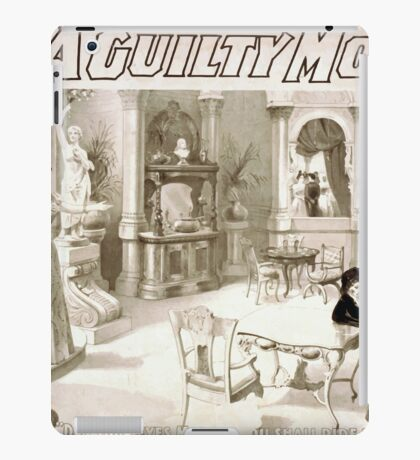 Performing Arts Posters Gorgeous scenic play A guilty mother 1095 iPad Case/Skin