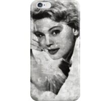 Betsy Palmer Vintage Hollywood Actress iPhone Case/Skin