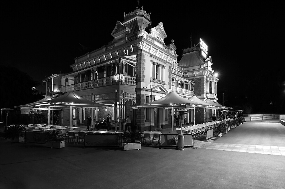 Breakfast Creek Hotel (1889). Brisbane, Queensland, Australia by Ralph de Zilva