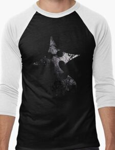 Kingdom Hearts Nobody grunge universe Men's Baseball ¾ T-Shirt