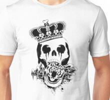 Royal Skull Ink Unisex T-Shirt