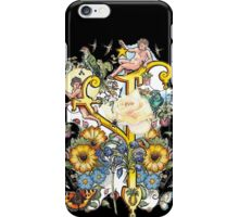 The Illustrated Alphabet Capital Y (Fuller Bodied) iPhone Case/Skin