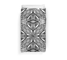 abstract pattern Duvet Cover