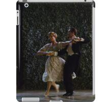 Sound of Music Dance  iPad Case/Skin