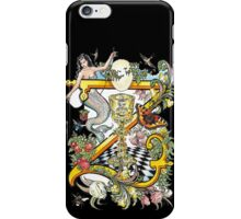 The Illustrated Alphabet Capital U (Fuller Bodied) iPhone Case/Skin