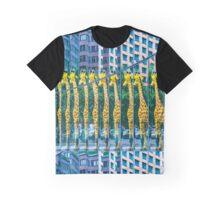 Giraffe, Iraffe, Raffe, Affe, Ffe, Fe, E ... Graphic T-Shirt