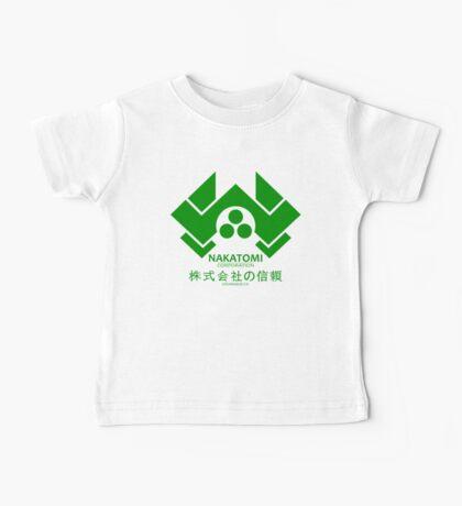 NAKATOMI PLAZA - DIE HARD BRUCE WILLIS (GREEN) Baby Tee