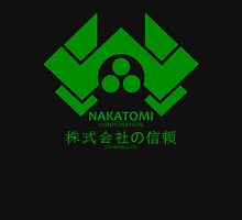 NAKATOMI PLAZA - DIE HARD BRUCE WILLIS (GREEN) Unisex T-Shirt