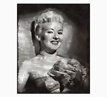 Betty Grable Vintage Hollywood Pinup Unisex T-Shirt