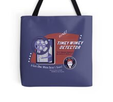 Timey Wimey Machine - Doctor Approved! Tote Bag