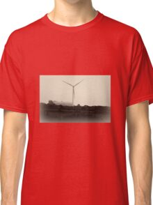 Wind farm Classic T-Shirt