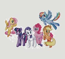 Mane Six Series ~ The Elements of Harmony by AwesomeSock