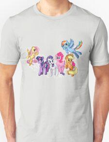 Mane Six Series ~ The Elements of Harmony T-Shirt
