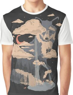 At the Foot of Fox Mountain... Graphic T-Shirt
