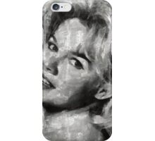 Carroll Baker Vintage Hollywood Actress iPhone Case/Skin
