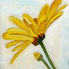 Daisies From The Past by Anne Gitto