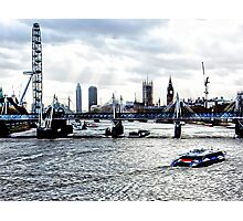 View to Westminster Photographic Print