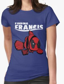 Finding Francis HD Womens Fitted T-Shirt