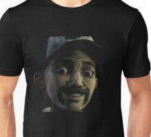 Clementine with Kenny Face (Season 2) Unisex T-Shirt