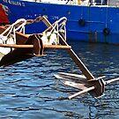 Anchors Away ! by Nancy Richard